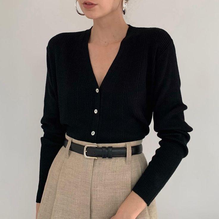 Liked Minimalistfashion Liked Women Fashion In 2020 Vintage Outfits Fashion Minimalist Fashion