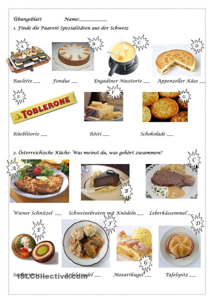 kochen deutsch