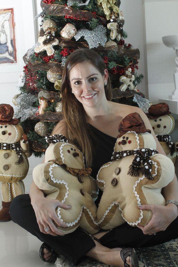 almofadas de natal - Pesquisa Google