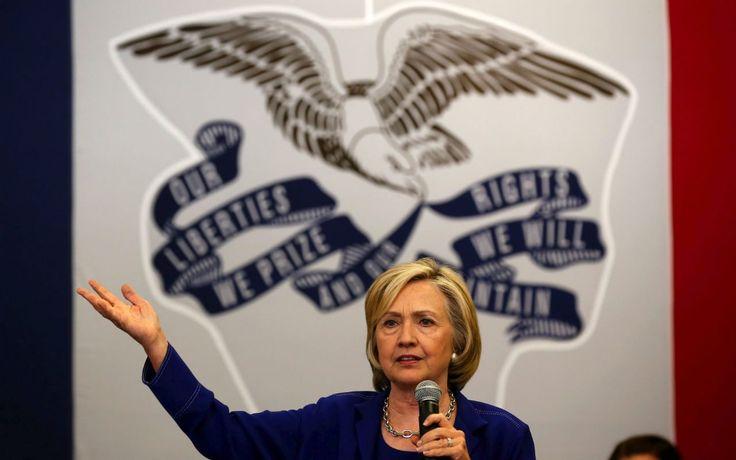 Falso que Hillary tenga Alzheimer o sufriera derrames cerebrales: vocero
