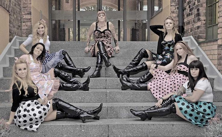 New Acquo boots -   aspirational looks   Pinterest   Lady ...