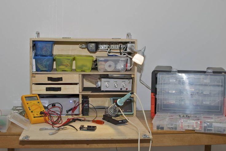 nisker.net: Mobile Electronics Workbench