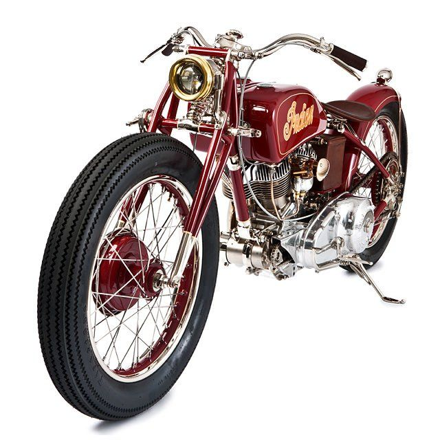 1940 Indian Motorcycle. New hobby I hope to have with hubby is