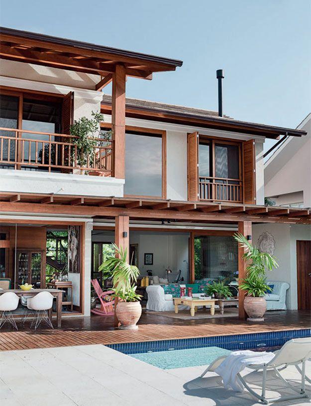 10 fachadas incríveis selecionadas pelo Pinterest