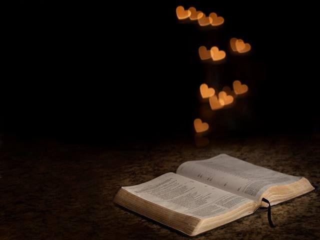 """""""Tu falaste comigo, e eu prestei atenção em cada palavra. Ó SENHOR, Deus Todo-Poderoso, eu sou teu, e por isso as tuas palavras encheram o meu coração de alegria e de felicidade.""""  Você sabe em livro da Bíblia está este verso?"""
