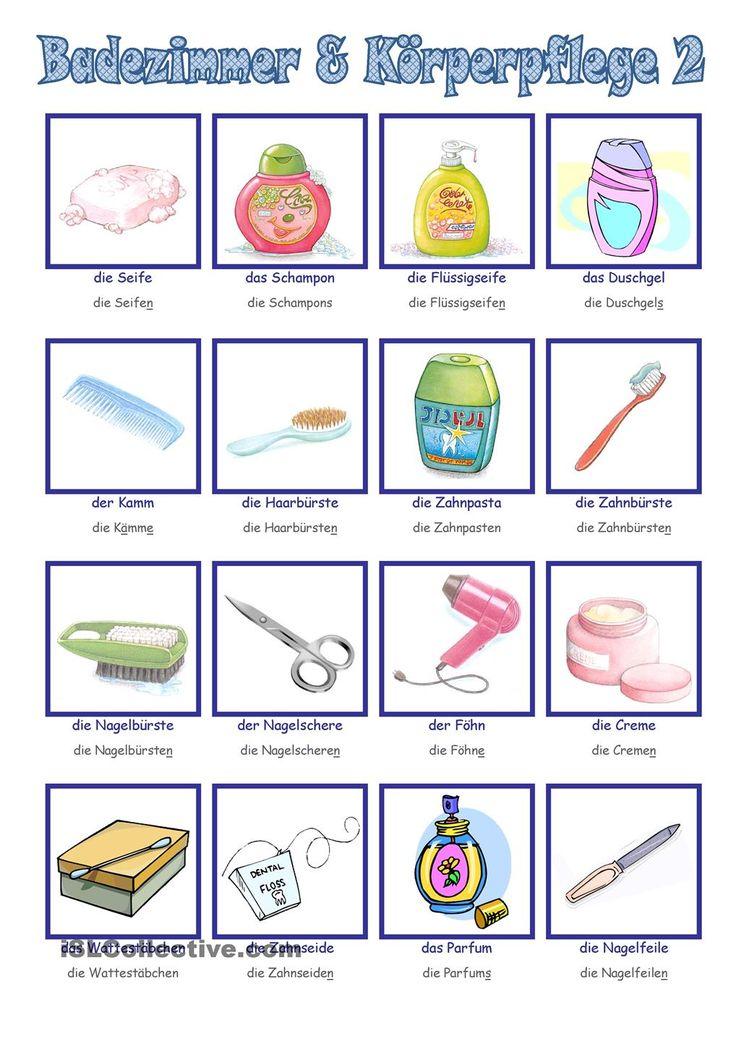 Badezimmer & Körperpflege 2