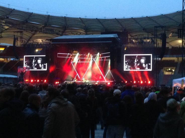 Depeche Mode @ Mercedes Benz Arena Stuttgart