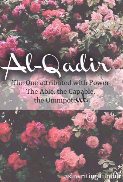 .Al Qadir