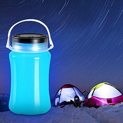 P30 Solar lantern storage bottle