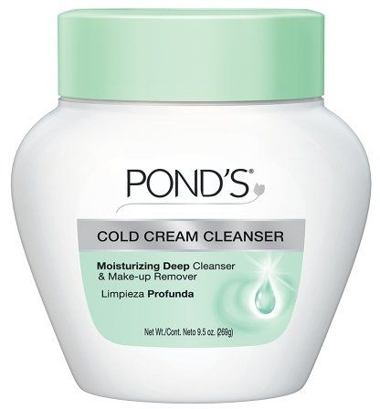 Pin for Later: 50 Iconic Drugstore Favorites to Try Before You Die Pond's Cold Cream Cleanser