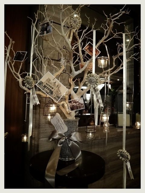 #wishing tree#welcome tree#wedding tree