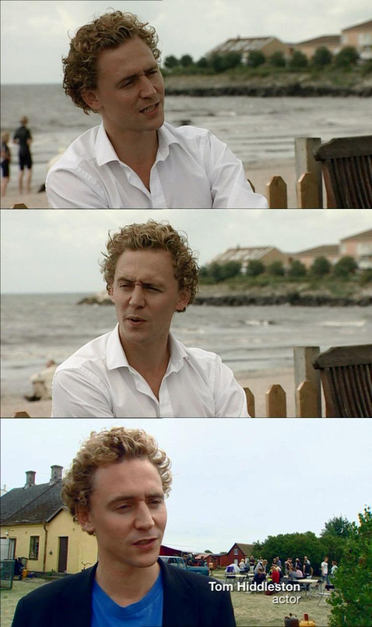 Tom Hiddleston Interview Wallander S1 Extras Screencaps