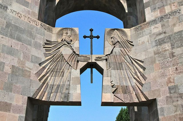 Vagharshapat, Armenia