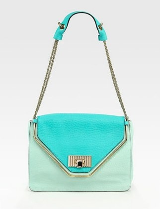 50 Dream Handbags: Chloé Sally medium shoulder bag, $1,995 - OH MY GODDDD