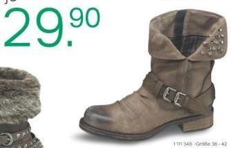 Deichmann Damenschuhe Angebot: Graceland Boots