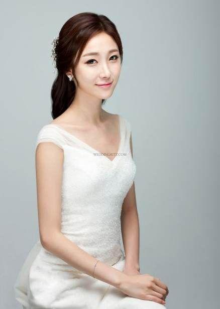 60+ Ideas for bridal hairstyles korean makeup samples