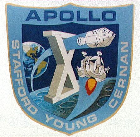"""La Nasa reveló una grabación con una """"música extraña"""" que escuchó el equipo del Apollo 10 en mayo de 1969 durante su sobrevuelo a la cara oscura de la Luna, sin ningún contacto de radio con la Tierra"""