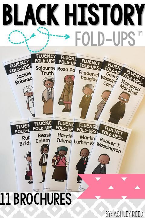 These brochures feature 11 famous black Americans and include practice with reading, comprehending, note-taking, questioning, researching, and thought-provoking written responses.