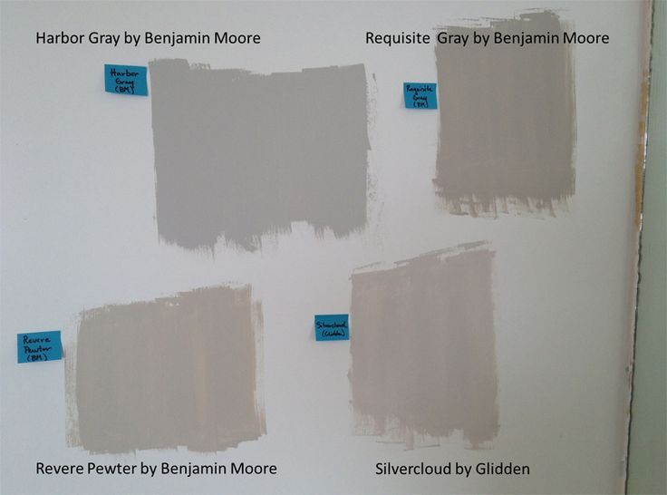 How To Decide The Best Benjamin Moore Revere Pewter Color Match - 800x594 - jpeg