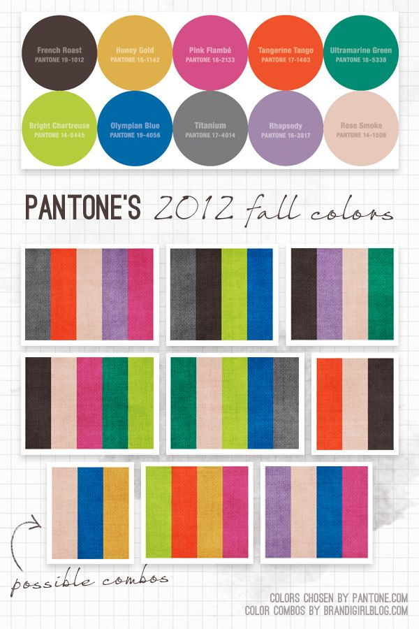 17 Best Images About Fall 2012 Colors On Pinterest