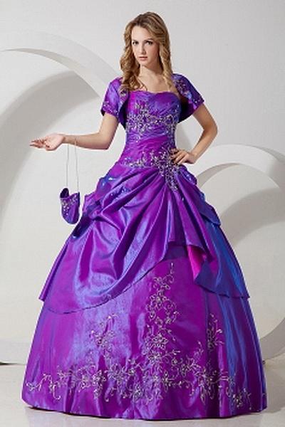Weekly Special Product: Lila Taft Ballkleid Berühmtheit Kleid ma1466 - Order Link: http://www.modeabendkleider.de/lila-taft-ballkleid-beruhmtheit-kleid-ma1466.html - Farbe: Purple; Silhouette: Ballkleid; Ausschnitt: Trägerlos; Verzierungen: Bördeln, Stick