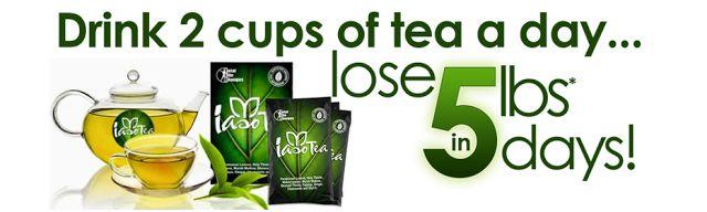 Iaso Detox Tea Gets Results
