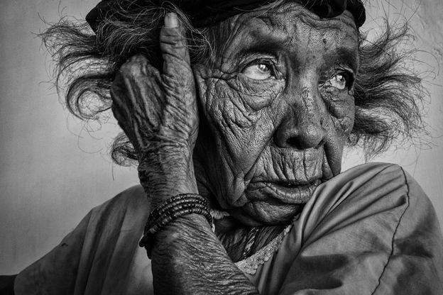 Mujer colombiana