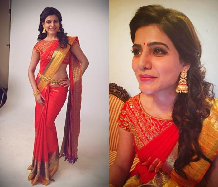 10 Most Flattering Traditional Hairstyles For Sarees Keep Me Stylish Traditional Hairstyle Hair Styles Womens Hairstyles