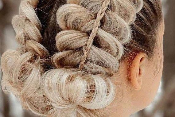 #dutchBraided #Double #Stacked #Dutch Double Stac…