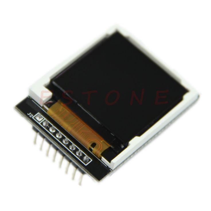 """1.44 """"Серийный ЖК-Дисплей 128*128 SPI TFT Цветной Экран С Адаптером 5110 PCB"""