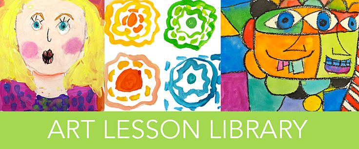 ART LESSONS LIBRARY | Deep Space Sparkle posted by Patty Access Art lessons by Grade Level. Children develop art skill over time and build on techniques sequentially. Seach for lessons from K-6 (4-13 years old.)