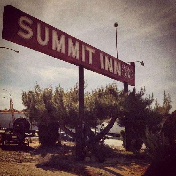 Summit Inn Restaurant Hesperia Ca