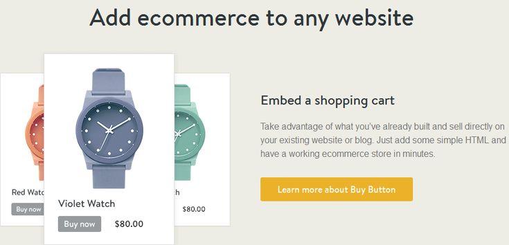 Building an online store. Is Shopify the best e-commerce platform.