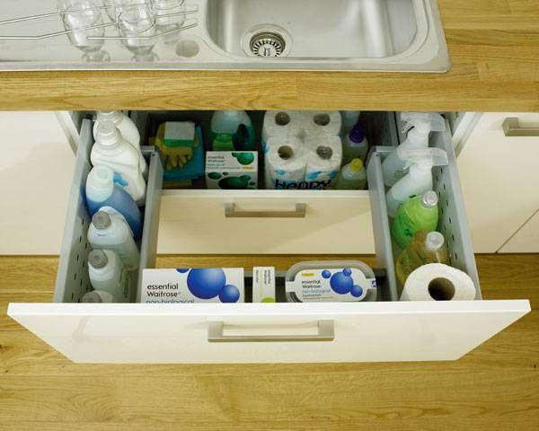 24 best kitchen pull out cabinets under sink images on pinterest drawer shelves kitchen. Black Bedroom Furniture Sets. Home Design Ideas