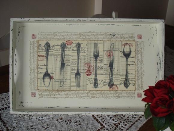 Cutlery Tray II