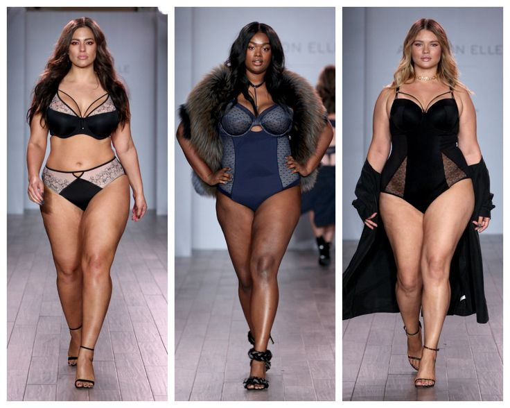 Ashley Graham & Addition Elle Take Over New York Fashion Week