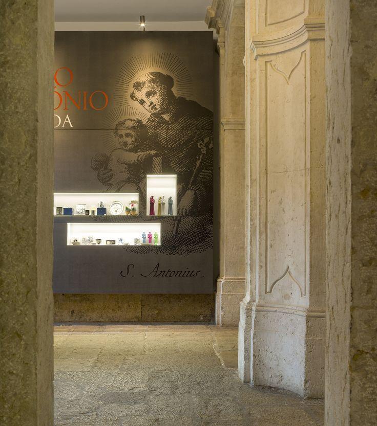 Gallery of Santo António Museum / Site Specific Arquitectura + P-06 ATELIER - 10