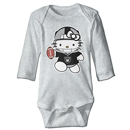SUPMOON Okland Raiders Baby Cool Climbing Clothes Infant Rompers Ash -- Check out this great product.