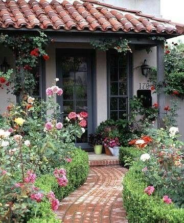 My secret garden retreat