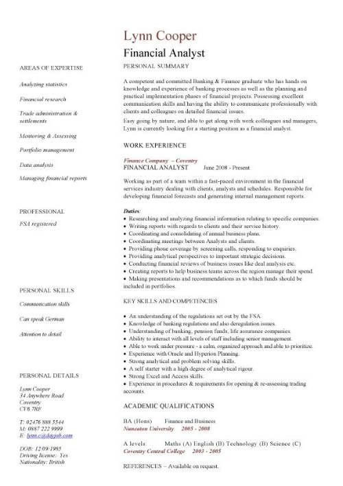 resume science graduate with computer science resume template ...