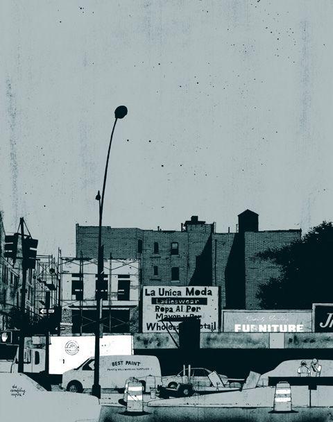 Evan Hecox, The Crumbling Empire Print | Arkitip, Inc.
