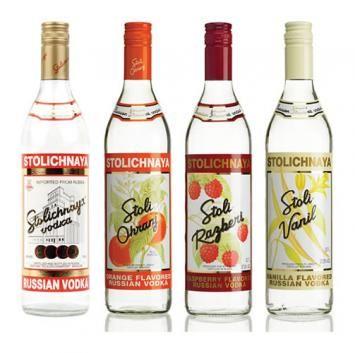 I'm learning all about Stolichnaya (Stoli) Vodka at @Influenster!