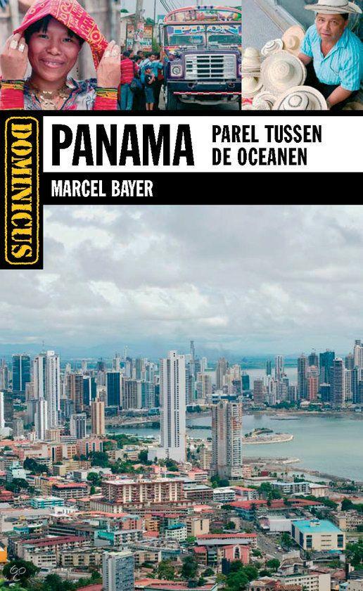 Dominicus Panama - Marcel Bayer - ISBN 9789025745622. Parel Tussen De Oceanen.  De onbekende parel van Midden-Amerika, verrassend multicultureel en met een fantastische natuur. Met het beheer over het beroemde kanaal in eigen hand en een...GRATIS VERZENDING IN BELGIË - BESTELLEN BIJ TOPBOOKS VIA BOL COM OF VERDER LEZEN? DUBBELKLIK OP BOVENSTAANDE FOTO!