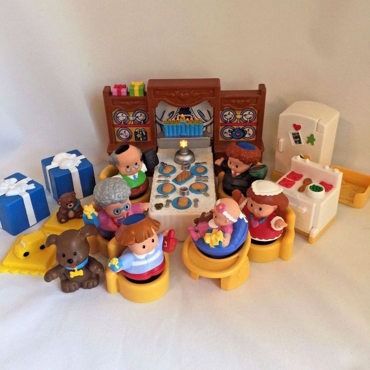 Fisher Price Little People Hanukkah Set Complete Musical Batteries Included   Toys & Hobbies, Preschool Toys & Pretend Play, Fisher-Price   eBay!