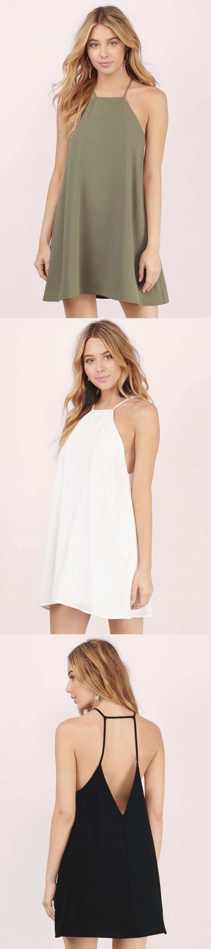 Little Thrills Shift Dress Check out our best sellers and more at www.TOBI.com | #SHOPTobi | | Don't forget 50% off your first order. on us.