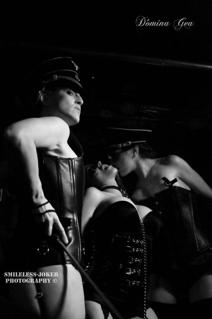 """Dogmination"" (Feb15, Madrid). Dómina Gea, by: @Smileless-Joker Photography."