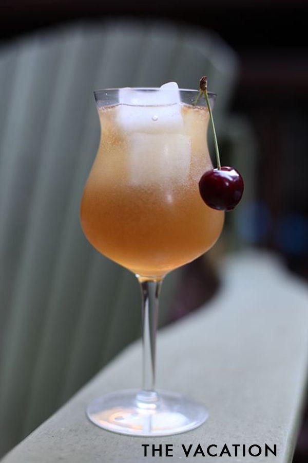 The Vacation - Kraken Rum and Coconut Water