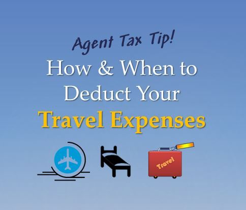 Irs Business Rules Travel Agent