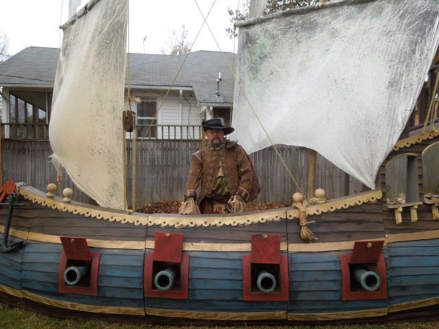 shipwreck halloween terror fest
