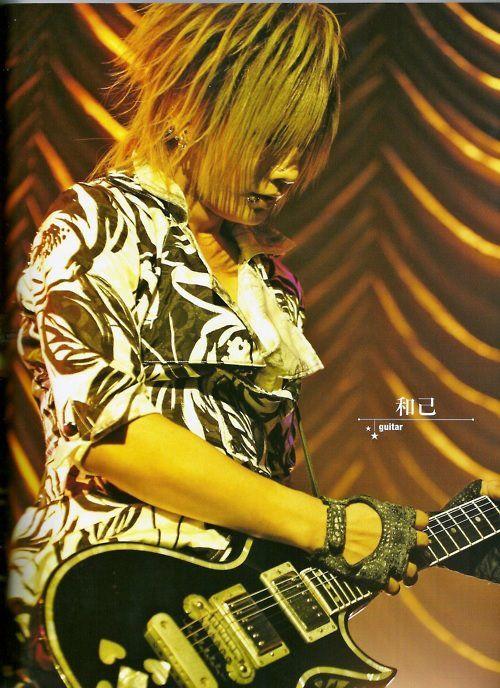Kazuki(SCREW)